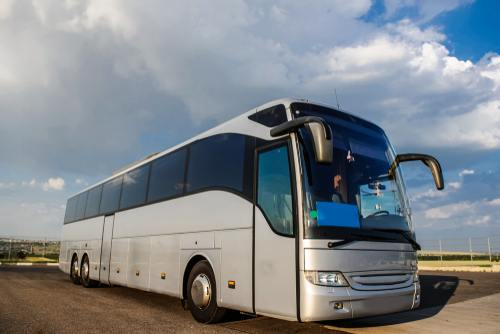 transport gości weselnych